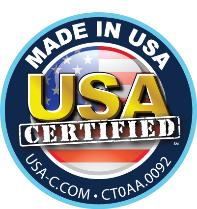 MADE in USA CERTIFIED CT0AA.0092