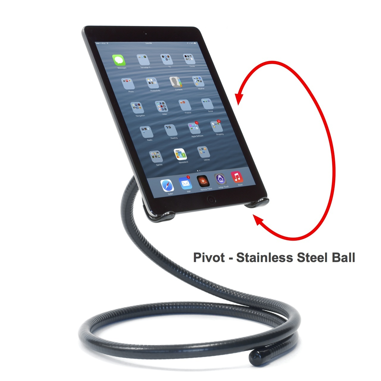 Flexible iPad Stand